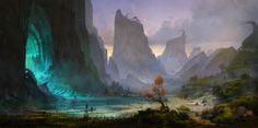 Ame land by Dimitar Marinski