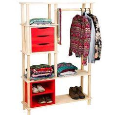 Super Closet Twist da Tadah! www.tadah.com.br #tadahdesign #madeiramaciça