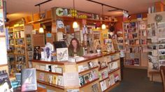The Cloud & Leaf Bookstore  a marvel in Manzanita, Oregon