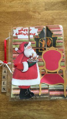 Pocket Letters, Christmas Stockings, Scrap, Pockets, Holiday Decor, Home Decor, Needlepoint Christmas Stockings, Decoration Home, Room Decor