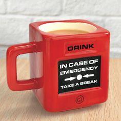 Take a Break Mug