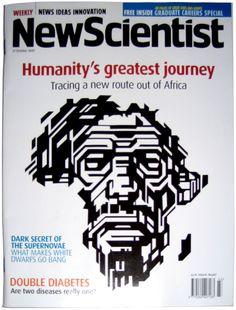 new scientist magazine - Cover illustration by Tadaomi Shibuya www.dutchuncle.co.uk/tadaomi-shibuya-images