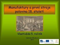 Průmyslová revoluce v století - ppt stáhnout Homeschool, Children, Cas, Historia, Cuba, Young Children, Boys, Child, Kids