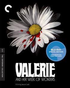 Valerie and Her Week of Wonders - Blu-Ray (Criterion Region A) Release Date: June 30, 2015 (Amazon U.S.)