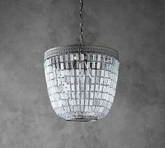 Bring light to your space with beautiful crafted chandeliers from Pottery Barn. Find wrought iron, crystal and glass chandeliers for a new take on classic designs. Chandelier, Crystal Chandelier, Hudson Lighting, Home Lighting, Pendant Light, Transitional Chandeliers, Kitchen Cabinets Decor, Bedroom Lighting, Glass Chandelier