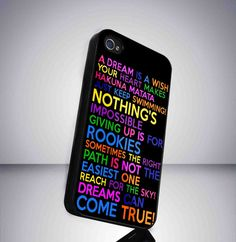 Case iphone 4 and 5 for Hakuna Matata Quotes