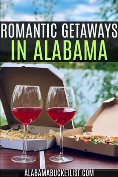 Looking for the perfect trip to surprise your significant other? These romantic getaways in Alabama are just the answer for that special trip! #romantic #getaways #alabama #romance #couples #anniversary #valentines #birmingham #montgomery