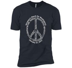 March on Washington Peace Shirt - United We Stand