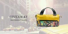 Win A Manhattan Bag From Jeanne Lottie