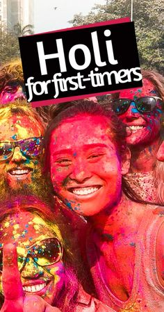Everything you need to know about Holi to celebrate safely, from the meaning of Holi to expectations vs reality. Get ready to experience Holi the right way! #Holi #India #Mumbai Holi in Mumbai, India | Holi for first timer | Holi festival in India