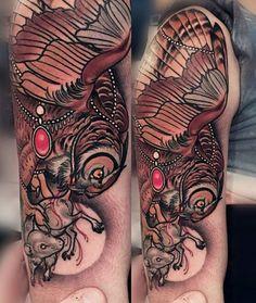 http://ift.tt/2kfdpIg More Tattoos: http://ift.tt/1LlxUbG