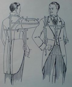 measuring for a tailor