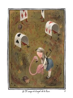 .: Alice in Wonderland