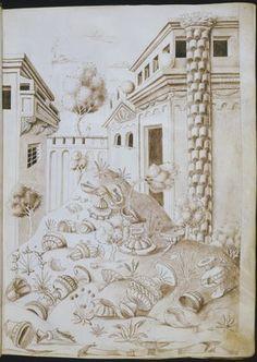 BibliOdyssey: Collectio Antiquitatum - Visualizing Rome