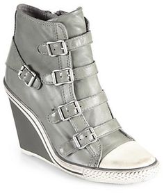 a5b0a2063f00 100 Best Women Wedge Sneakers images