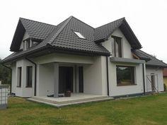Realizacja domu wg. projektu Julka MG Projekt  #projektdomu #dom #budowa #julka #mgprojekt #realizacja