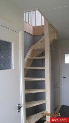 Super Attic Storage Access Loft Stairs Ideas The Effective Pictures We Offer You About Stairs design A quality picture can tell you many things. You can find the most beautiful pi Attic Playroom, Attic Loft, Loft Room, Attic Rooms, Bedroom Loft, Diy Bedroom, Bedroom Ideas, Bedroom Balcony, Trendy Bedroom