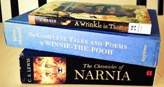 Favorite read-aloud chapter books