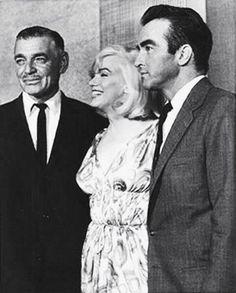 Gable, Monroe & Clift
