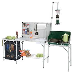 OMG! i want this for camping next week! Bass Pro Shops® Deluxe Camp Kitchen | Bass Pro Shops
