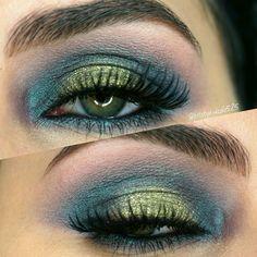 For this look i used using @makeupgeekcosmetics @makeupgeektv secret garden, confection, petal pusher, corrupt, the new sparkler super nova with [...]