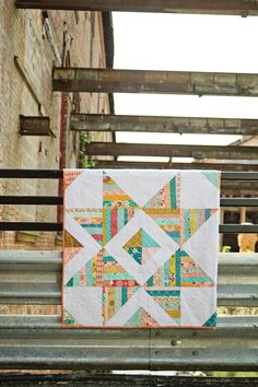 New Scraps pattern: Introducing Scraps Inc. Vol 2