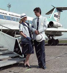Korat, Cutaway, Flight Attendant, Minion, Golden Age, View Photos, Aviation, Aircraft, Hungary
