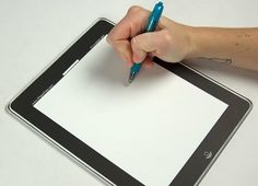 iPaperPad - a paper pad not an iPad:Amazon:Office Products