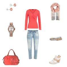Coral Delight http://www.aboutyou.de/inspiration/figurtyp_check-510 Figurtyp Y