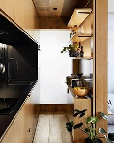 die 71 besten bilder von k che mit holz in 2019 haus k chen holz und kleine k che. Black Bedroom Furniture Sets. Home Design Ideas