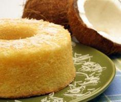 Como fazer bolo tapioca