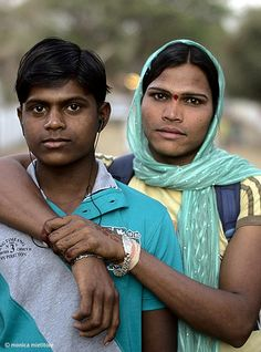 Lovers  in India