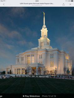 146. Payson Utah Temple - 2015