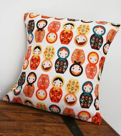 cushion babuska