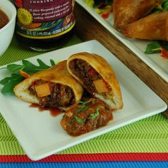 Cook With Your Memorial Day Leftovers! Stuffed Empanadas