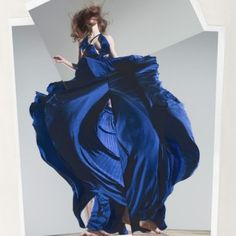 Dynamic Blooms - SHOWstudio - The Home of Fashion Film