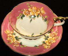 Lovely Coalport teacup