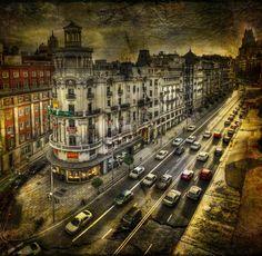 Mas Gran Via - Gran Via Madrid, Spain