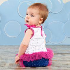 baby girls clothing set swan sleeveless shirt+shorts suit  back