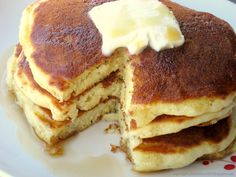 100 Days of Gluten Free Recipes: Gluten Free Pancakes Recipe  Replace milk with Almond milk for a Dairy free option