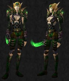""""""" Leather/Rogue only. [View items on WoWhead!] """" Head: [Feathermoon Headdress] Shoulder: [Tusked Shoulderpads] Chest: [Cataclysmic Gladiator's Leather Tunic] Hands: [Blackened Defias Gloves] Waist: [Stalk-Skin Belt] Legs: [Pants of Splendid. Rogue Transmog, World Of Warcraft Game, Rogues, Headdress, Game Art, Gloves, Tunic, Hands, Unique"""
