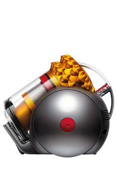 Dyson | Multifloor Cinetic Big Ball Vacuum Cleaner: 214890-01 Satin Yellow | Myer Online