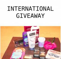 Get Ready for Summer Bundle ^_^ http://www.pintalabios.info/en/fashion_giveaways/view/en/1998 #International #Cosmetic #bbloggers #Giveaway