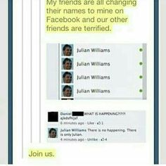 Hilarious and creepy at the same time :D