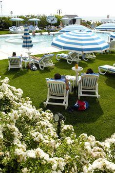 Garden - Hotel Le Soleil * * * *