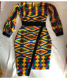Reposted from Taliors rock Monday inspiration spread love stay positive and stay safe __________. Ankara Dress Styles, African Fashion Ankara, Latest African Fashion Dresses, African Dresses For Women, African Print Dresses, African Print Fashion, Africa Fashion, African Attire, African Clothes