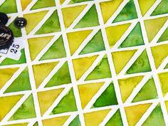 watercolor patterns by Sasha Prood