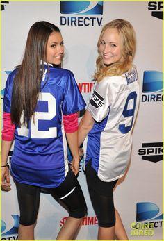 Candice Accola & Nina Dobrev | Hot friends!!