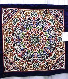 Tentmakers of Cairo ~ stunning quilt