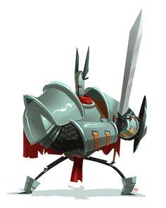 Epic Heroes' Epic Adventures! on Behance
